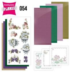 (SPDO054)Sparkles Set 54 - Precious Marieke - Violets