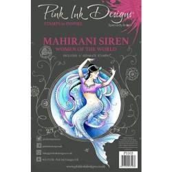 (PI103)Pink Ink Designs Clear stamp set Mahirani