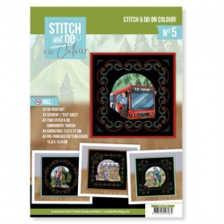 (STDOOC10005)Stitch and Do on Colour 005 - Yvonne Creations - Big Guys professions