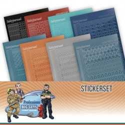 (CHSTS014)Creative Hobbydots Stickerset 14