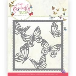 (JAD10118)Dies - Jeanine's Art - Butterfly Touch - Butterfly Frame