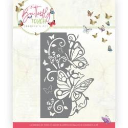 (JAD10119)Dies - Jeanine's Art - Butterfly Touch - Butterfly Edge