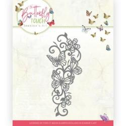 (JAD10121)Dies - Jeanine's Art - Butterfly Touch - Butterfly Border