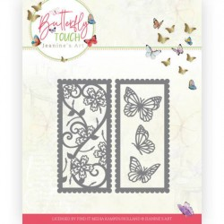 (JAD10123)Dies - Jeanine's Art - Butterfly Touch - Butterfly mix and match
