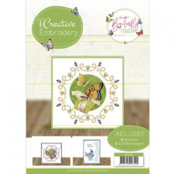 (CB10026)Creative Embroidery 26 - Jeanine's Art - Butterfly Touch