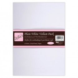 (ANT 162003)Anita's A4 PARCHMENT white (10 SHEETS) 150grs