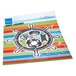 (CR1554)Craftables Ship Wheel