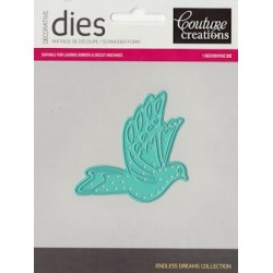 (CO723407)CC Die Dove of Peace