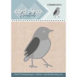 (CDEMIN10011)Card Deco Essentials - Mini Dies - Bird