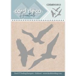 (CDEMIN10013)Card Deco Essentials - Mini Dies - Birds