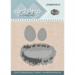 (CDEMIN10014)Card Deco Essentials - Mini Dies - Bird's Nest