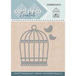 (CDEMIN10015)Card Deco Essentials - Mini Dies - Birdcage