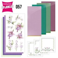 (SPDO057)Sparkles Set 57 - Precious Marieke - Lilac Mist