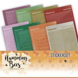 (CHSTS015)Creative Hobbydots Stickerset 15