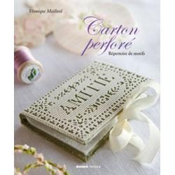 Perforated cardboard répertoire de motifs (FR)