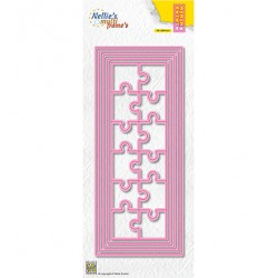 (MFD145)Nellie's Multi frame Block Slimline Die Puzzle
