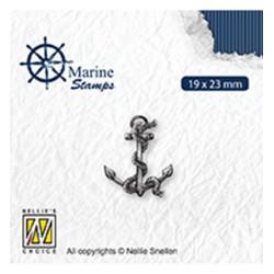 (VCS004)Nellie`s Choice Clearstamp - Maritime Anchor