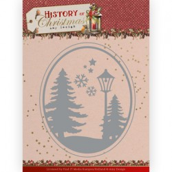 (ADD10244)Dies -Amy Design - History of Christmas - Christmas Landscape