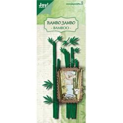 (6002/1628)Cutting dies - bamboo
