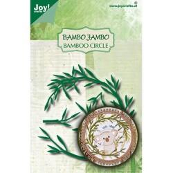 (6002/1629)Cutting dies - Bamboo circle