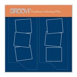 (GRO-PA-41781-XX)Groovi® PLATE SPACER FLOWER SWIRL