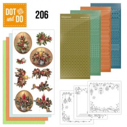 (DODO206)Dot and Do 206  - Amy Design - History of Christmas