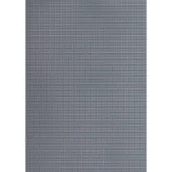 Carton perforé 24 * 35 cm gris acier