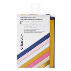 (2009224)Cricut Joy Foil Transfer Insert Cards (10pcs)