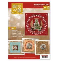 (DODOOC10010)Dot and Do on Colour 10 - Amy Design - History of Christmas