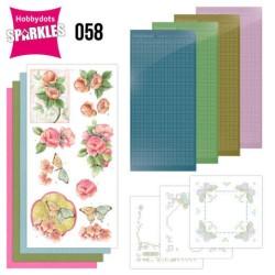 (SPDO058)Sparkles Set 58 - Jeanine's Art - Sweetheart Pink