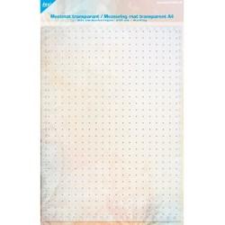 (6200/0244)Measuring mat transparent A4