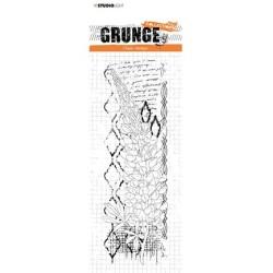 (SL-GR-STAMP39)Studio Light SL Clear Stamp Lupine Grunge Collection nr.39