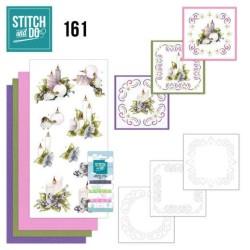 (STDO161)Stitch and Do 161 - Precious Marieke - The Best Christmas Ever