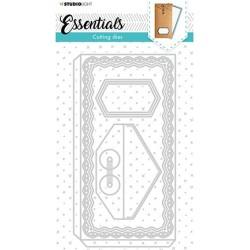 (SL-ES-CD37)Studio Light SL Cutting Die Envelope Essentials nr.37