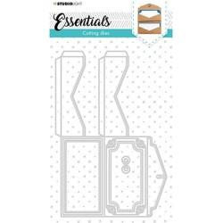(SL-ES-CD38)Studio Light SL Cutting Die Envelope Essentials nr.38
