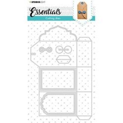 (SL-ES-CD39)Studio Light SL Cutting Die Envelope Essentials nr.39