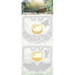 (JMA-NA-CD20)Studio Light JMA Cutting Die Memorydex cards New Awakening nr.20