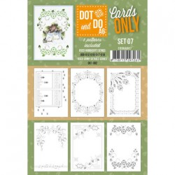 (CODOA607)Dot and Do - Cards Only - Set 07