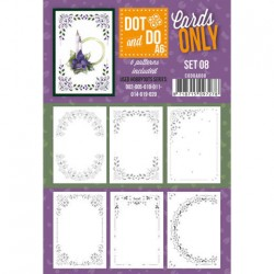 (CODOA608)Dot and Do - Cards Only - Set 08