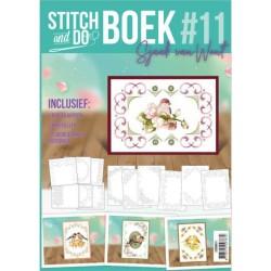 (STDOBB011)Stitch and do Book 11