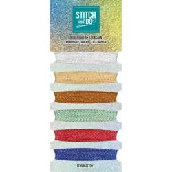 (STDOBGSET001)Stitch and Do - Embroidery Thread - Sparkles