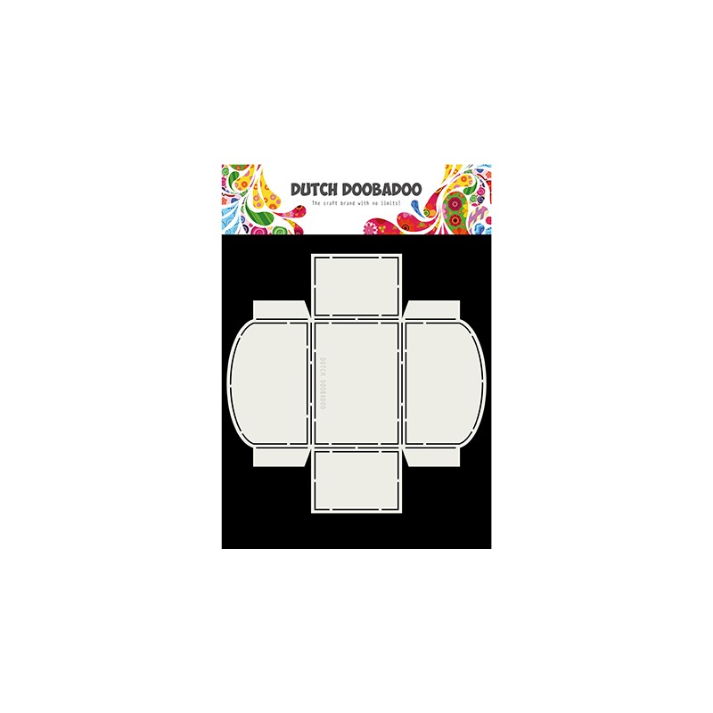 (470.713.054)Dutch Shape Box Art Cookie tray