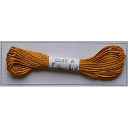 2536 Soie d'Alger Silk Thread 5M