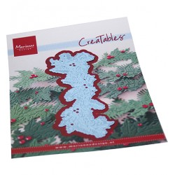 (LR0726)Creatables Christmas Garland