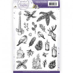 (PMCS10049)Clear Stamps - Precious Marieke - The Best Christmas Ever