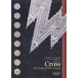Pergamano Parchment WAW Work booklet (cross)
