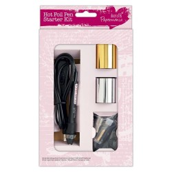 (PMA 401600)Papermania Hot Foil Pen Starter Kit