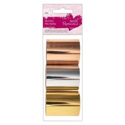 (PMA 401601)Hot Foil Pen Foil Refils (3pk) - Gold Silver