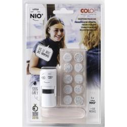 (NIL012)Nio Français Set Little NIO Stamp