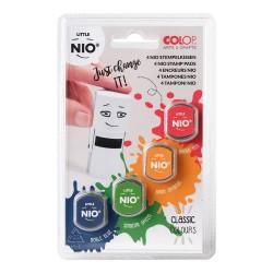 "(NIL099)Nio Stamp Pads Little NIO ""Classic Set"""